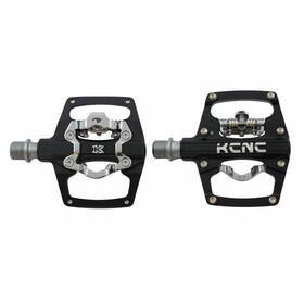 KCNC AM Trap-TI Pedal Dual Side svart